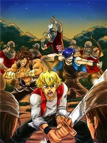 英雄大作战起源