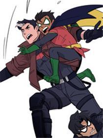 蝙蝠侠:韦恩家族的冒险